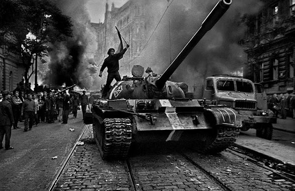 Josef Koudelka – Inspiration from Masters of Photography