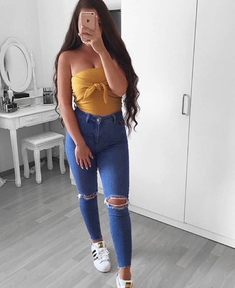 Pin By Yalashia Gantt On Clothes Fashion Outfits Outfits Clothes