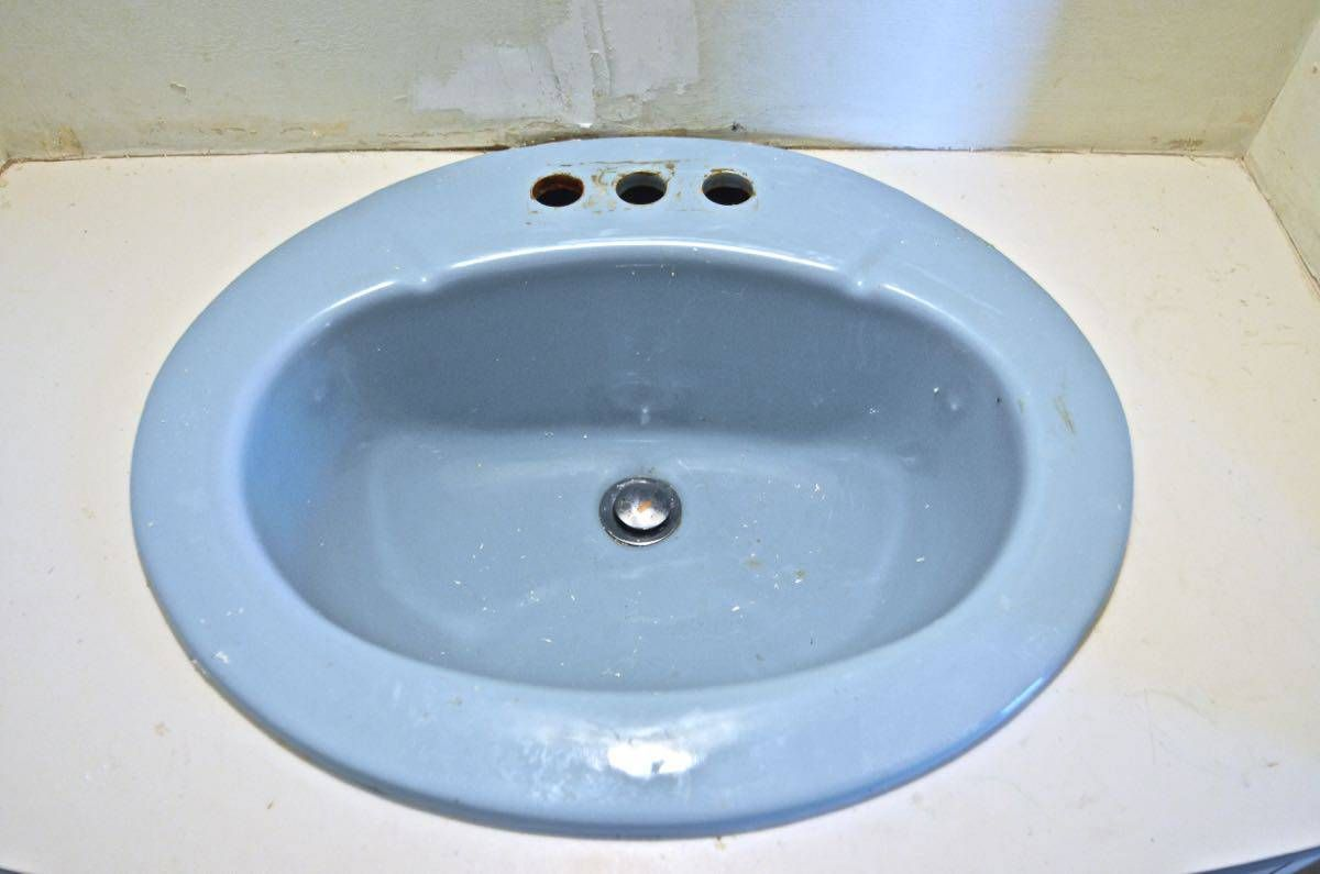 How To Paint A Sink Painting A Sink Painting Bathroom Sinks Sink