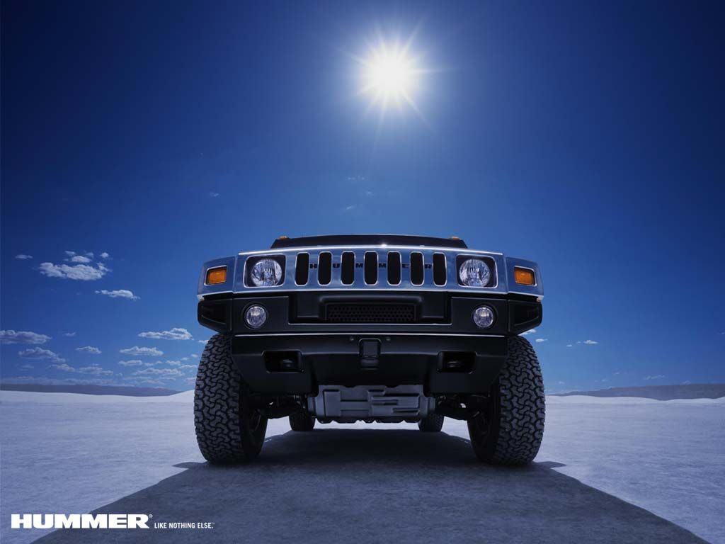 Hummer Like Nothing Else