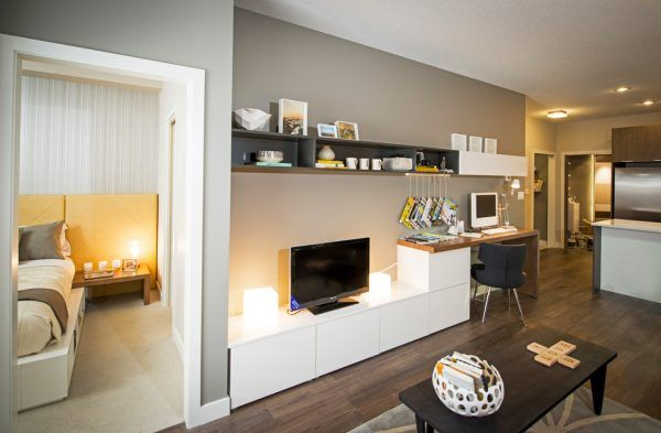 Propuestas decorativas con los m dulos best de ikea for Modulos muebles salon
