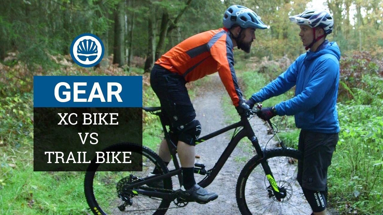 Xc Hardtail Vs Fs Trail Bike What S Best For Beginners Bike