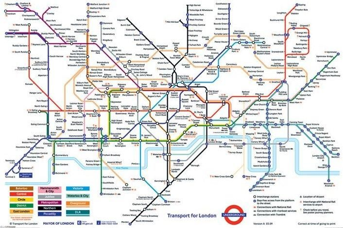 london underground (hmm, never know, could be useful.hehehe