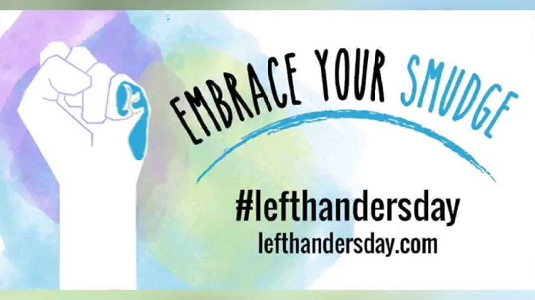 Happy Lefthanders day to my fellow lefties!!! How many of you, are also left handed?? My son and I are the only ones in our whole family! 💁🏻‍♀️ . . . .