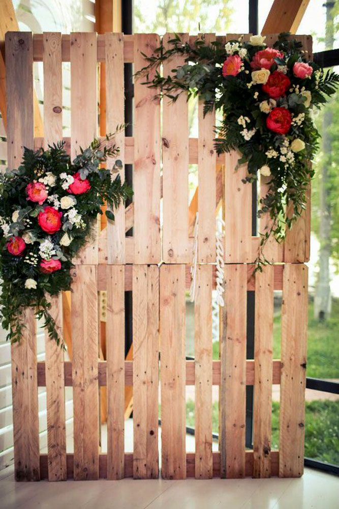36 rustic wedding decor for country ceremony pinterest ideias rustic wedding decor photos for gorgeous ceremony see more httpwww junglespirit Images