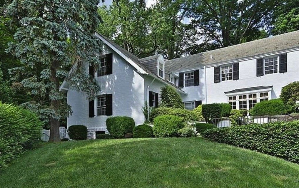 Former Chestnut Hill Home Of Joseph Clark Of Dilworth And Clark