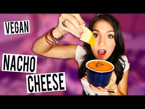 Vegan Nacho Cheese Does It Work Tastytuesday Youtube Vegan Nachos Vegan Nachos Cheese Nacho Cheese