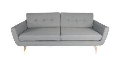 Fairfax Mid Century Modern 3 Seater Sofa 3 Seater Sofa Home