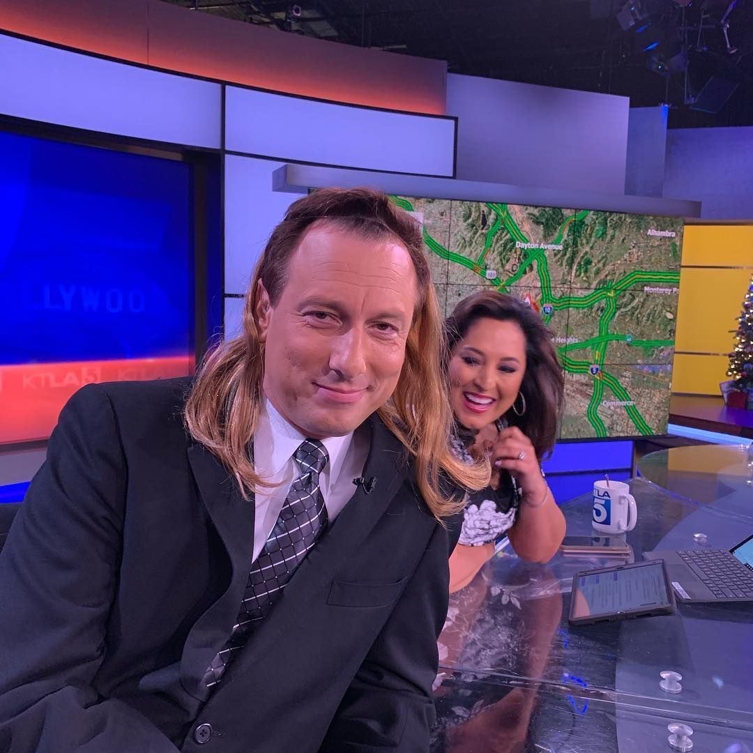 The Heartbreaking Loss Of Weekend Anchor Chris Burrous Has Shocked His Ktla Family And Viewers Alike L You Make Me Laugh Thanks For The Memories Southern Cali