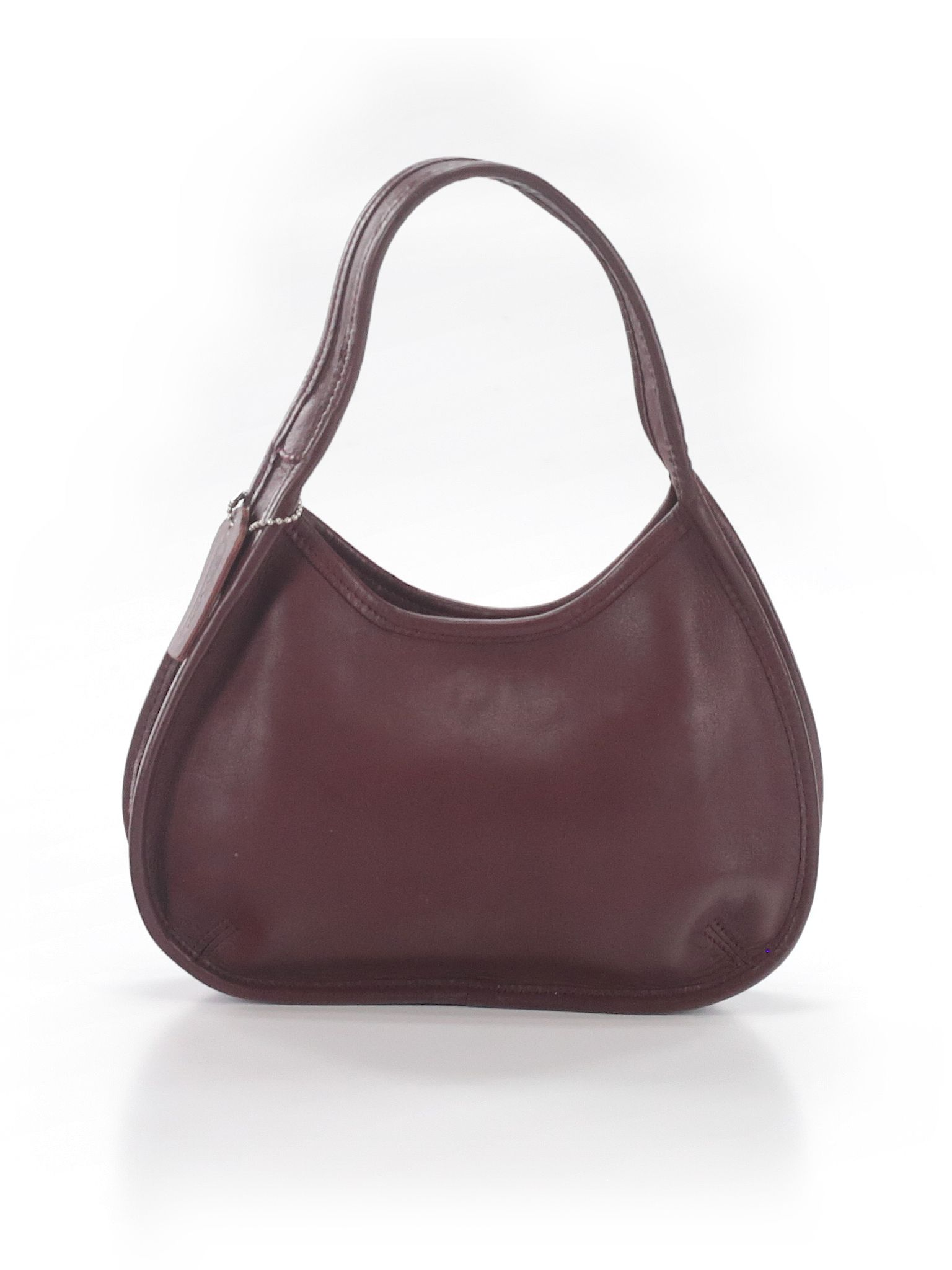 ca2689e57417 Coach Leather Shoulder Bag  Size NA Burgundy Women s Bags -  148.99 ...