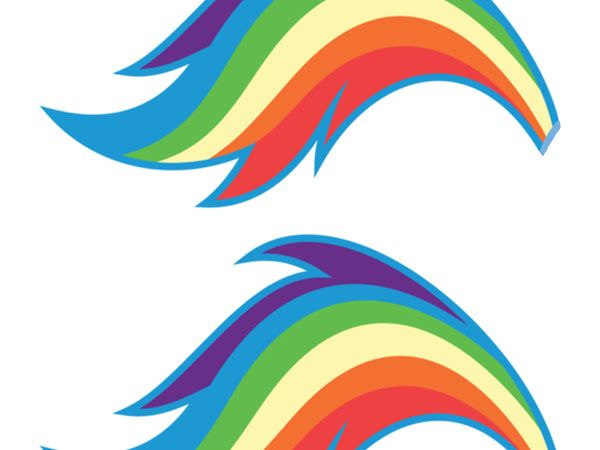 Pin The Tail On Rainbow Dash Google Drive Rainbow Dash