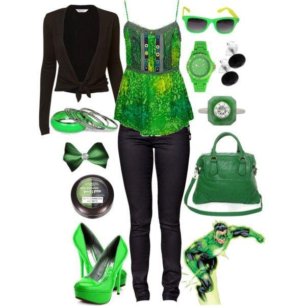 <3 #greenboots