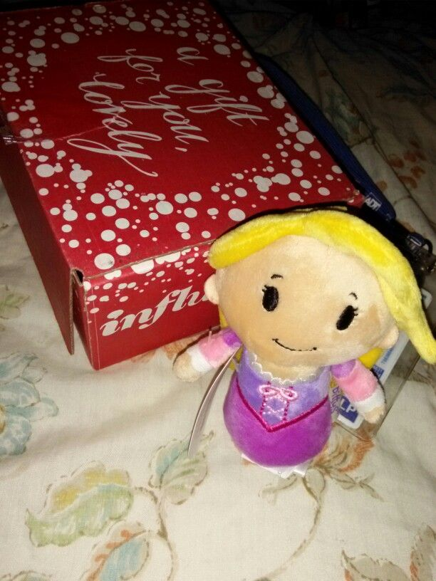 #Ittybittys , @influenster @hallmark . I received this product complimentary of influenter for review and/or testing purposes