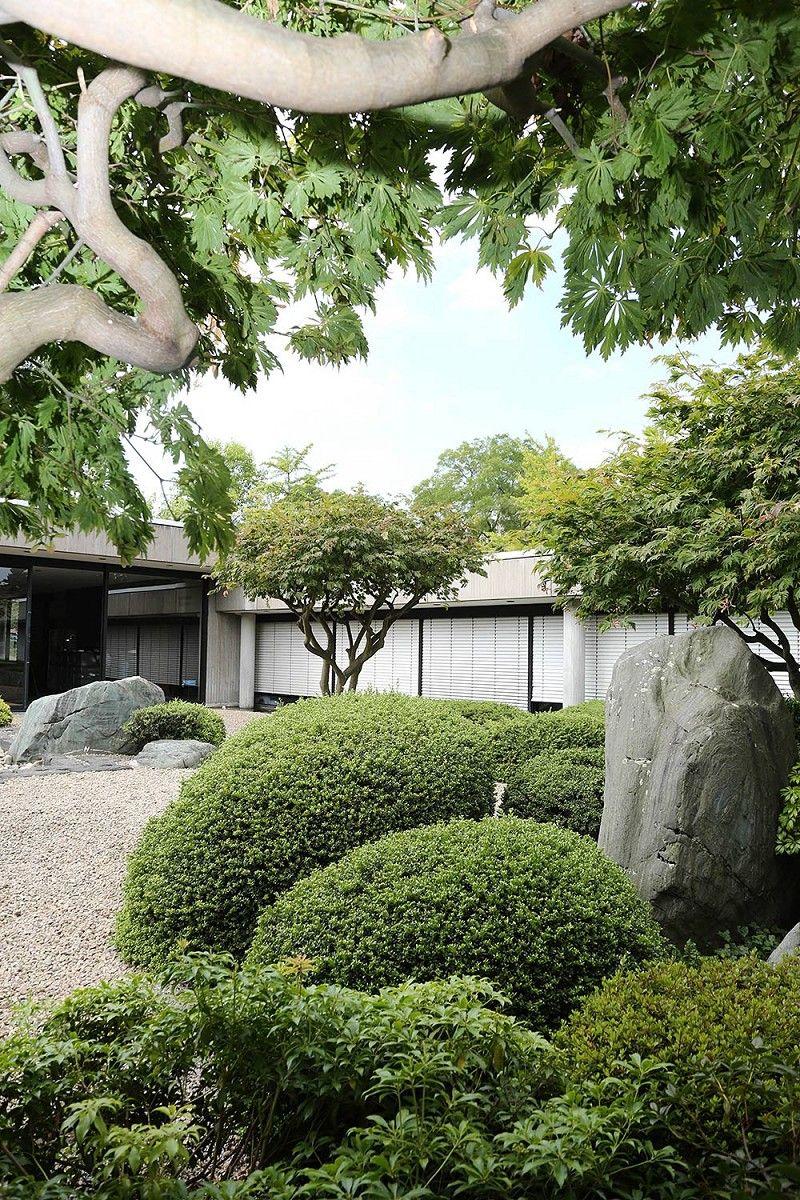 Museum Fur Ostasiatische Kunst Koln Japanischer Garten Museum Garten