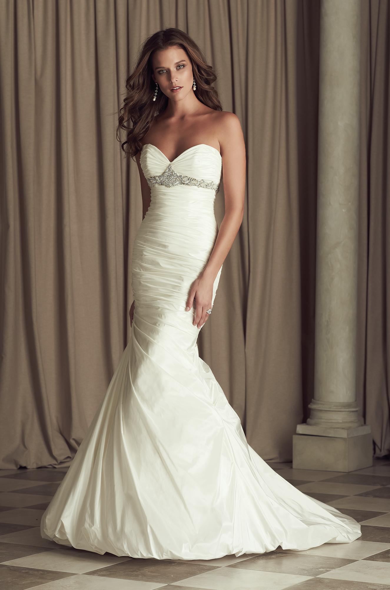 Paloma Blanca Wedding Dresses 2014 | Paloma blanca, Wedding dresses ...