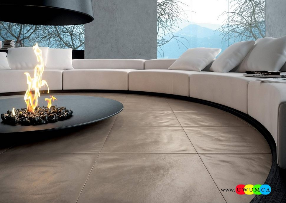 Fireplace Design circular fireplace : 48 best Elevate The Style Quotient Of Your Outdoor Lounge With ...