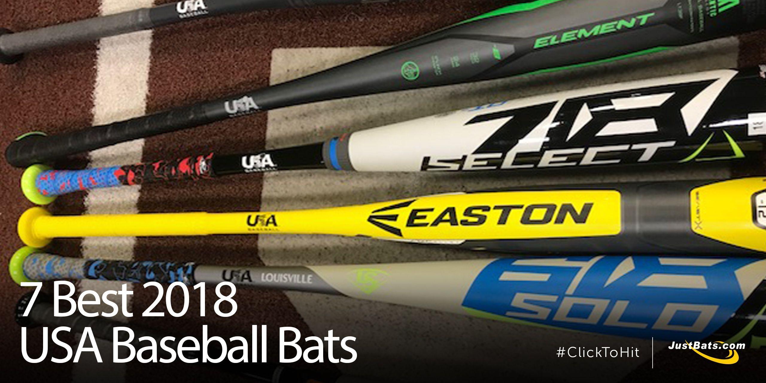 7 Best 2018 Usa Baseball Bats Baseball Bat Usa Baseball Baseball