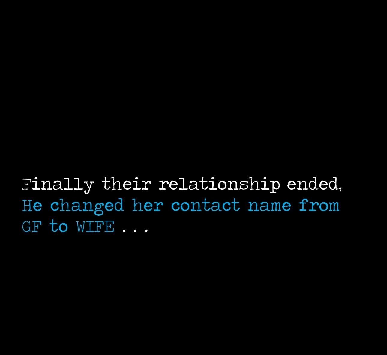 hpyEnding #wordplay | Poetic_illusion | Relationship quotes, First
