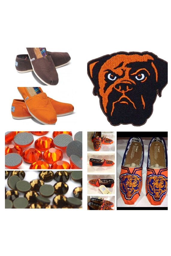 474b1e93715 New Era Cleveland Browns Pom Blizz Cuffed Knit Hat - Brown ...