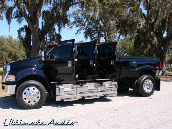Ford F650 6 Door Stuff To Buy Ford F650 Ford Work Trucks Ford