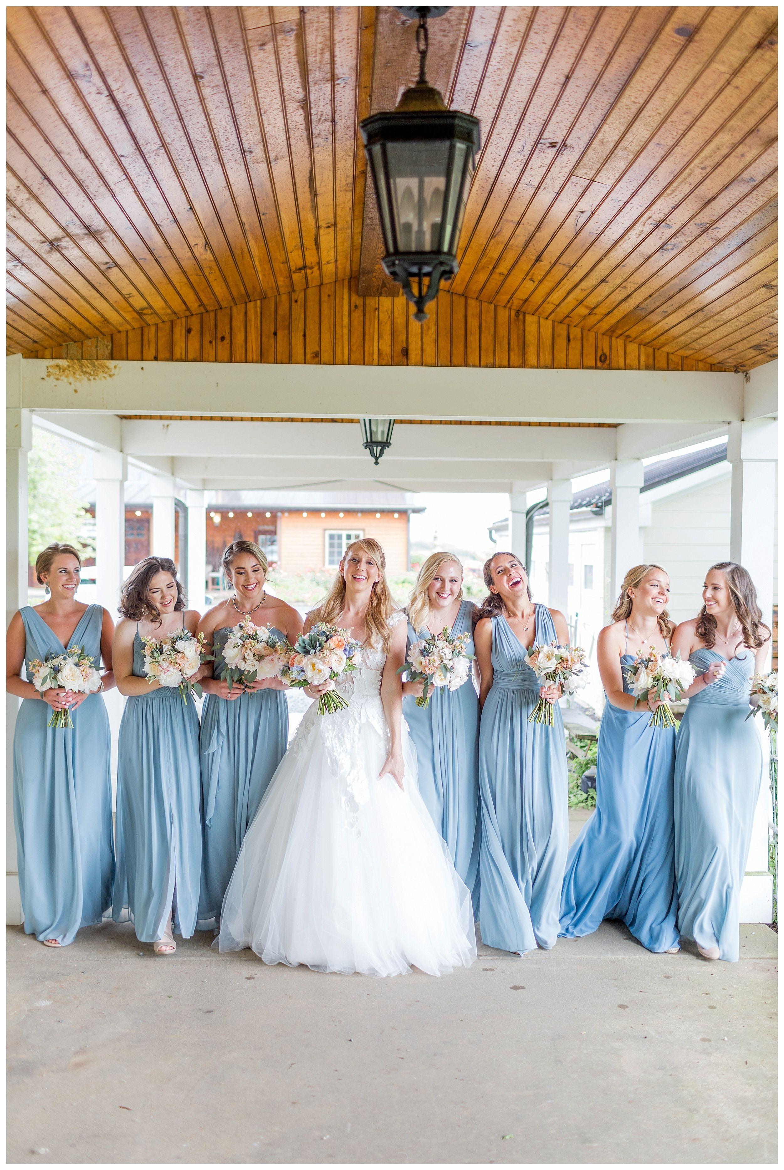 Stone Tower Winery Wedding Virginia Wedding Photographer Kelsey And Brett Kir2ben Com Blue Themed Wedding Spring Bridesmaid Dresses Wedding [ 3730 x 2500 Pixel ]