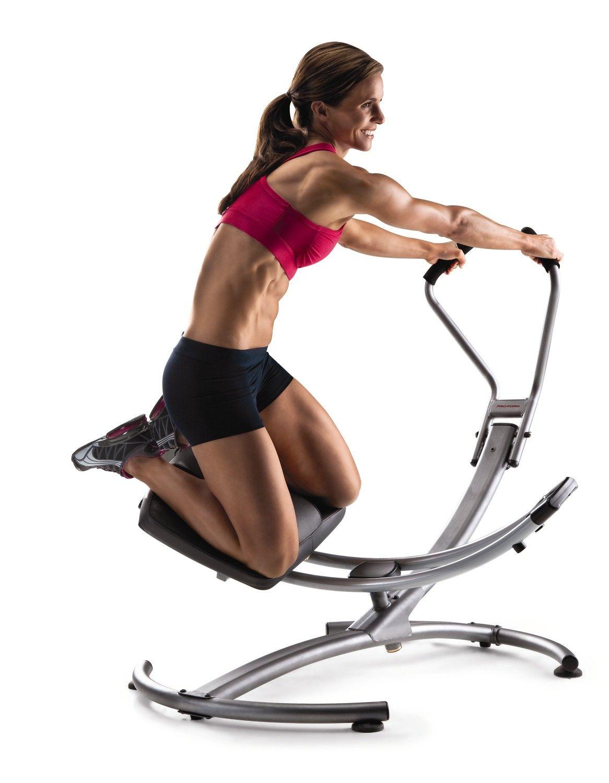 Ejercitador de abdomen AB Glider >  Desde $384 al mes en Decompras.com