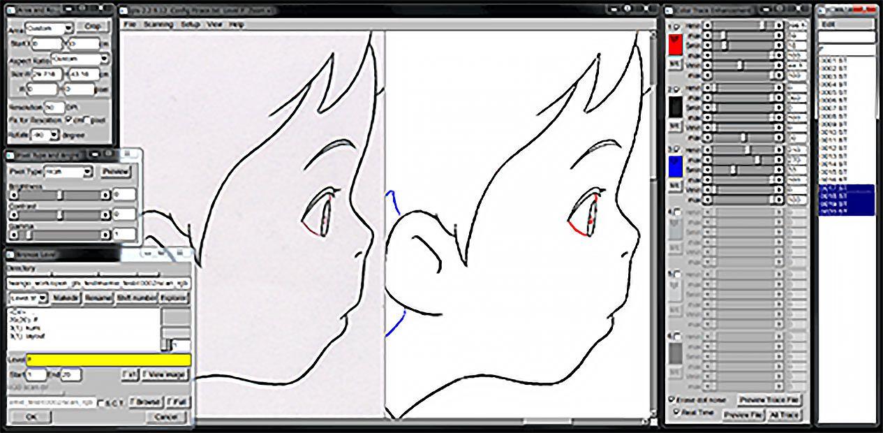Get the software program used to make Studio Ghibli films
