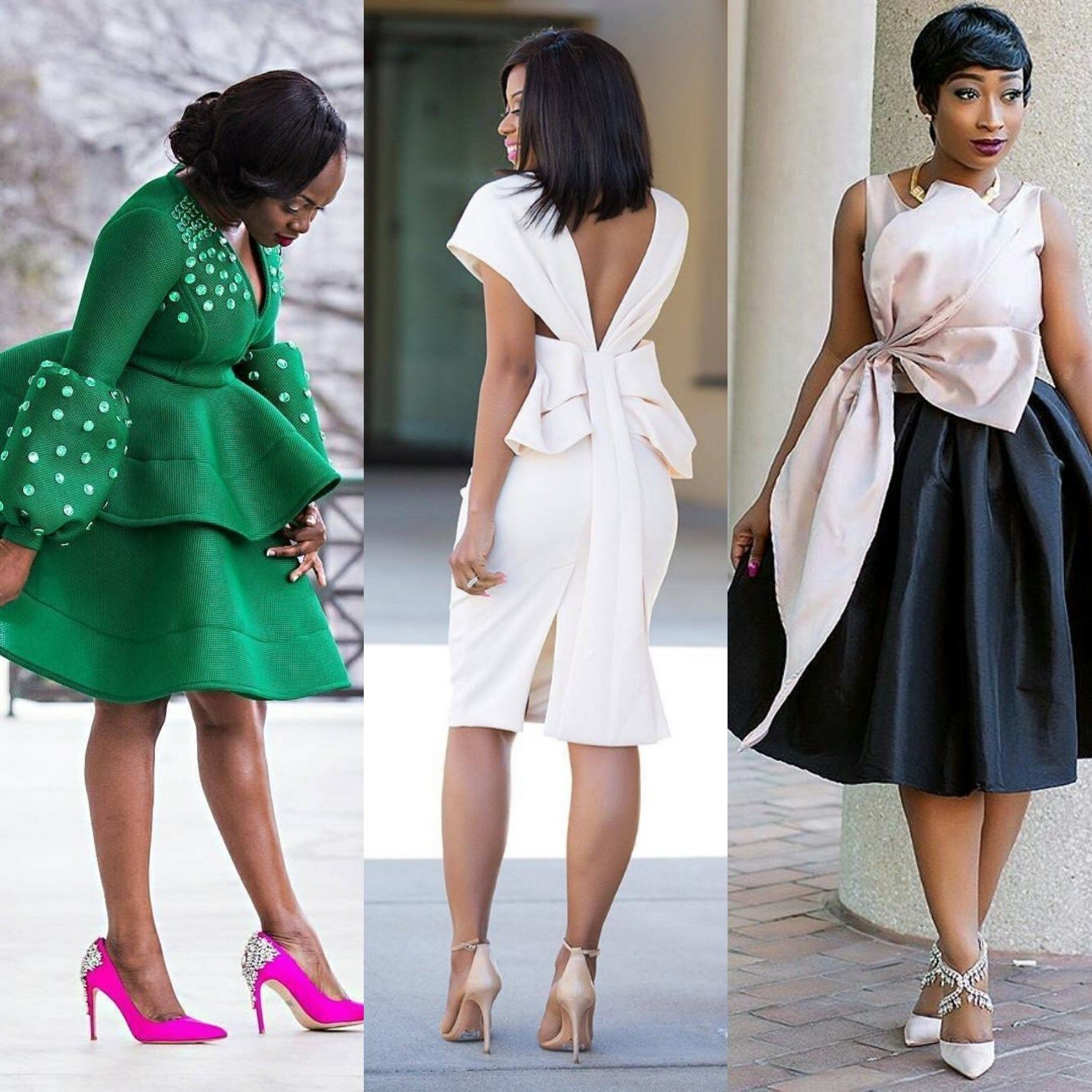Wedding guests are blazing the trends see this seasonus gorgeous