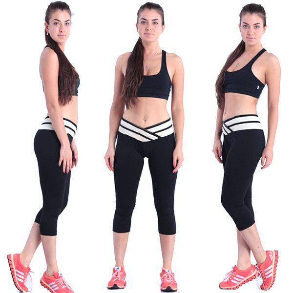 Running - Work-out Capri - Ladies