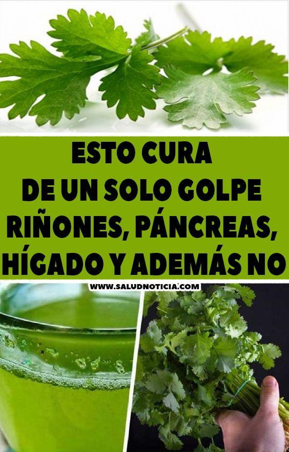 Esto Cura De Un Solo Golpe Riñones Páncreas Hígado Y Además No Cura Remedios Salud Planta Natural Medicine Herbs Remedies