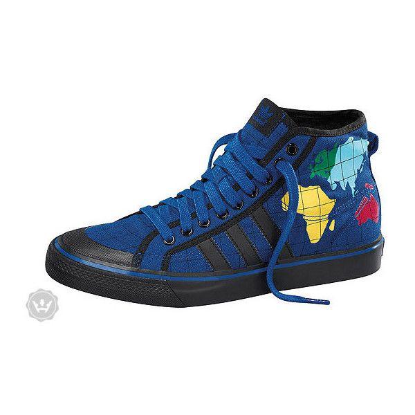 3c5a0e71513479 Jeremy Scott for adidas Originals by Originals Nizza II Hi Pack ...