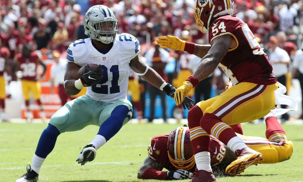 Judge Denies NFL's Expedited Hearing Request; Zeke Plays