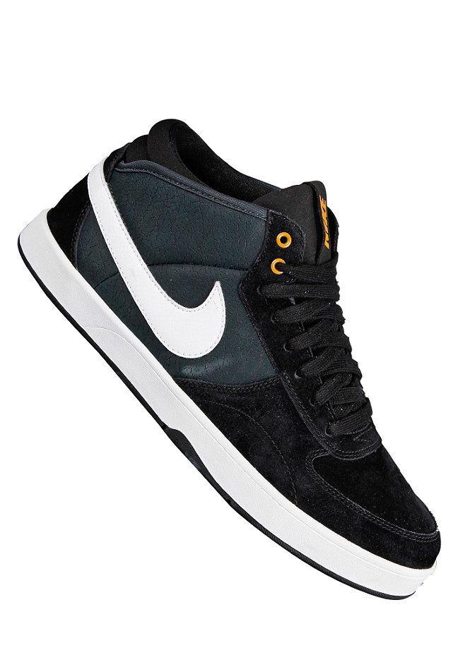 98aab33df68c NIKE SB Mavrk Mid 3 - Sneakers voor Heren - Zwart