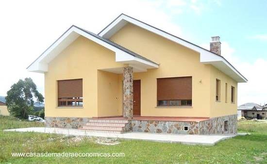 Casas economicas pesquisa google fachadas antigas for Techos de concreto para casas