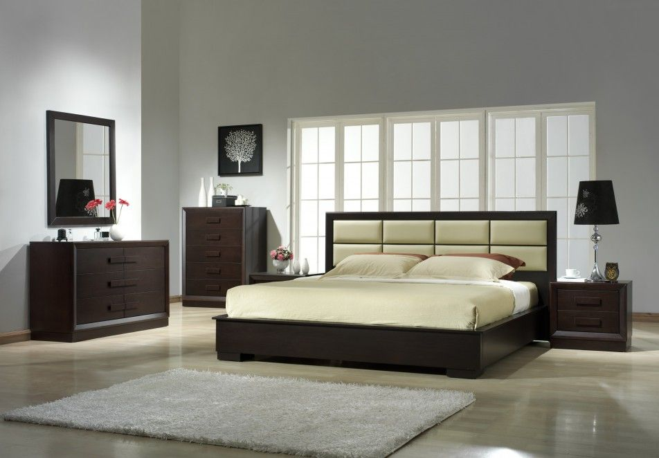 Bedroom Contemporary Of Bedrooms Model Laminate Wood Floor Wood Low Profile Bed Platform Bedroom Sets Cheap Bedroom Furniture Modern Bedroom Furniture Sets