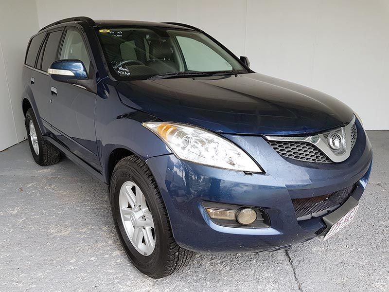 great wall x240 low kms 2011 blue for sale manual transmission rh pinterest com Toyota Manual Transmission SUV Toyota Manual Transmission