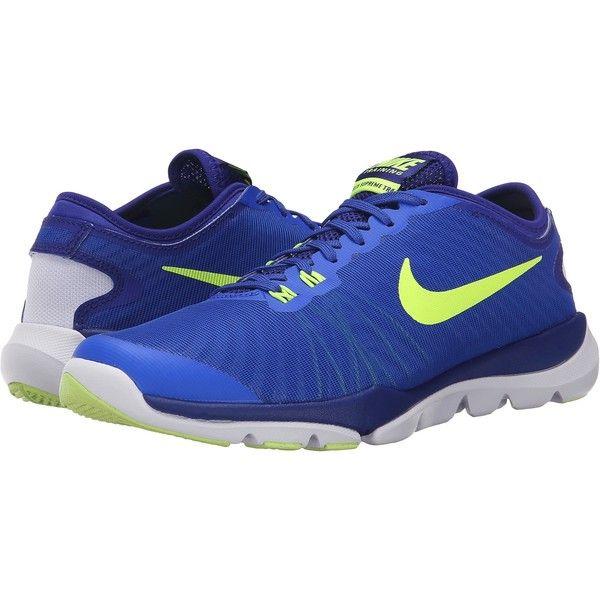 Nike Flex Supreme TR4 (Racer Blue/Concord/Blue Tint/Volt) Women's