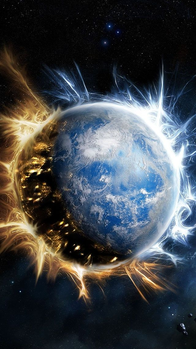 Hell on earth iphone 5s wallpaper attractive outer - Space iphone wallpaper retina ...