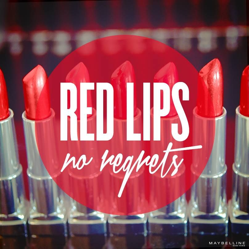 If Self Confidence Was Lipstick It Would Be Red Sorrynotsorry
