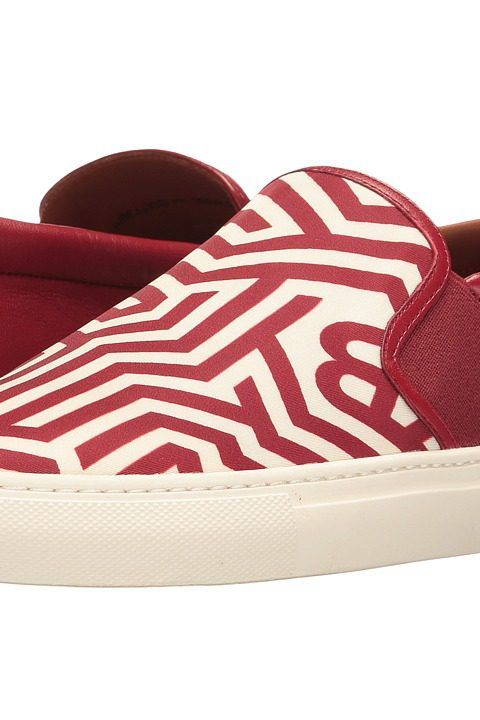 Bally Herald-T (Garnet/Garnet) Men's Slip on Shoes - Bally,