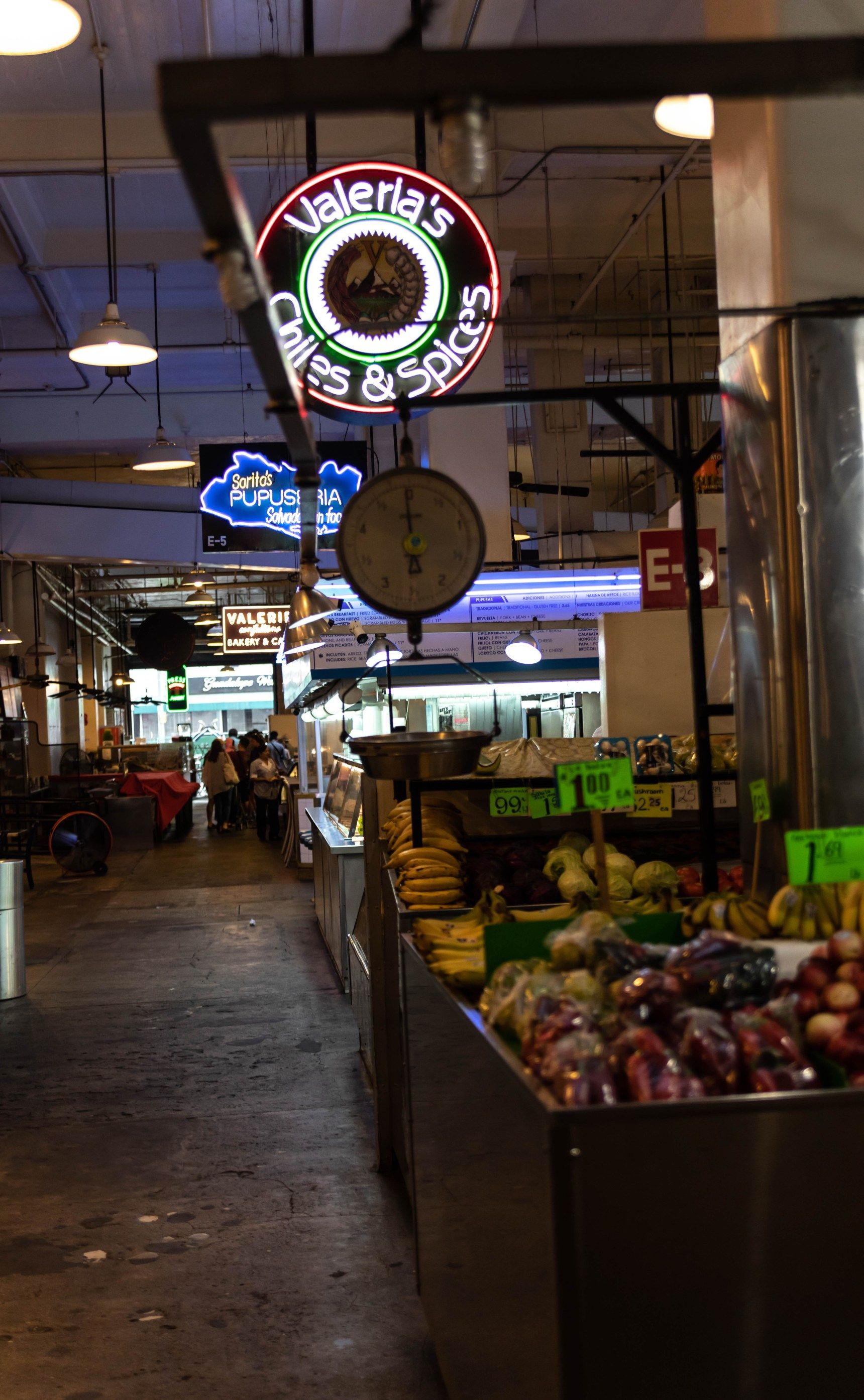 Grand Central Market In Los Angeles The Complete Travel Guide Central Market Travel Guide Travel