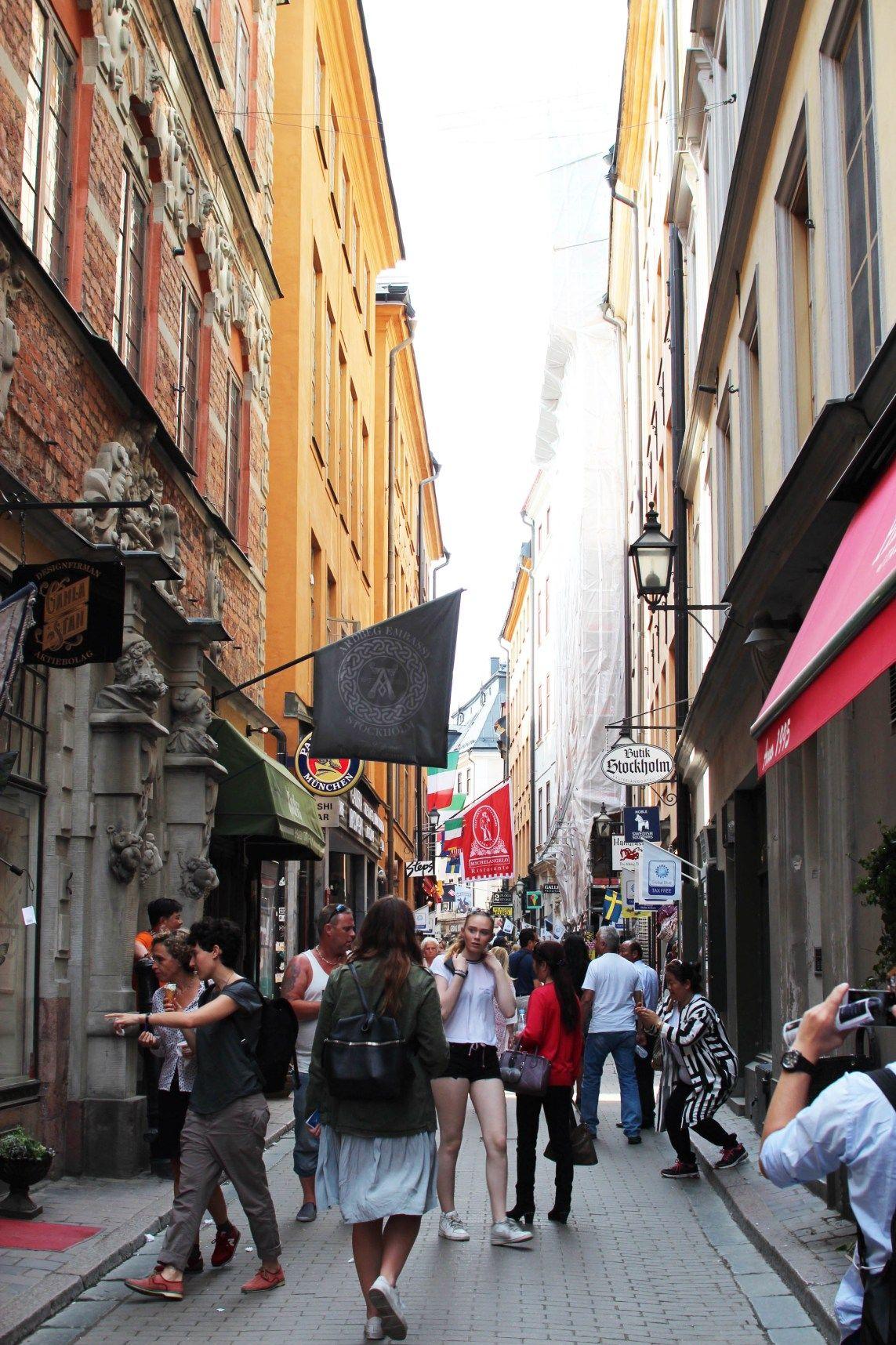 street affär stockholm