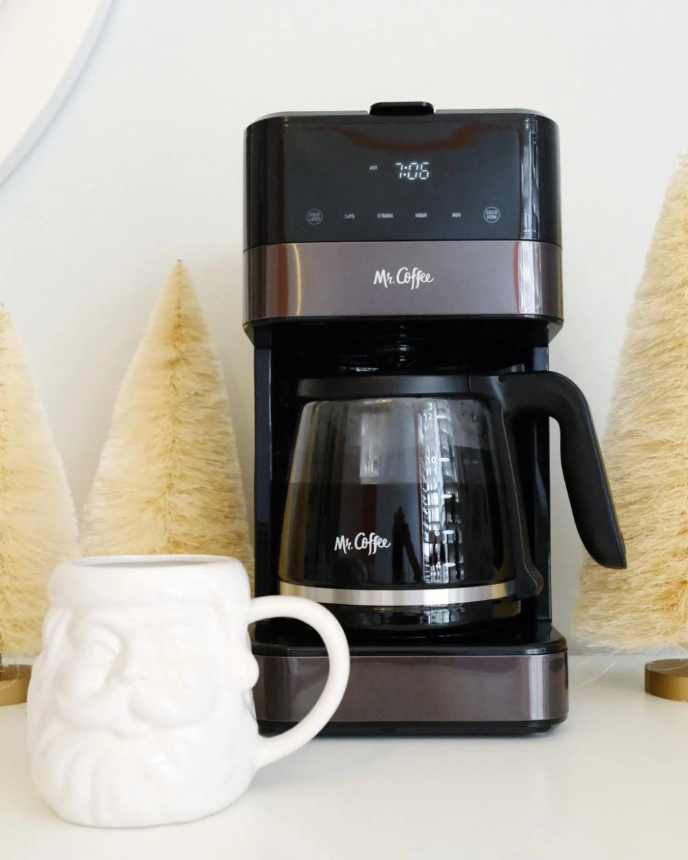 Mr Coffee Touch Coffeemaker Walmart Finds Coffee Maker Mr Coffee Walmart Finds