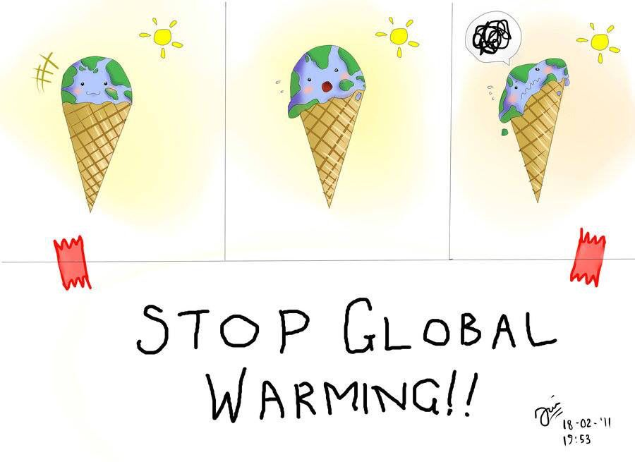 Stop Global Warming! | Environment ♻ | Global warming