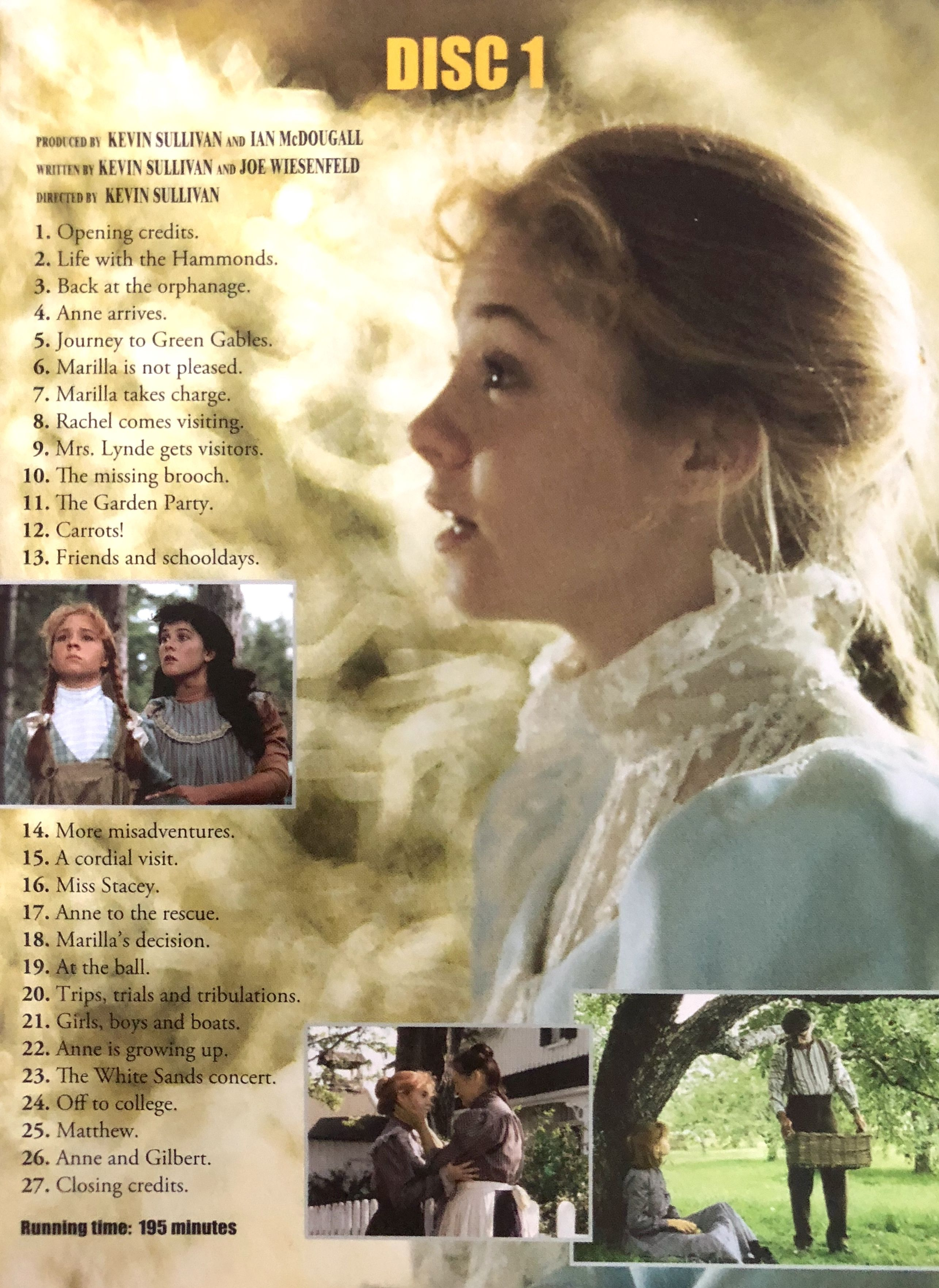 Pin By Jeryl Lu On Anne Of Green Gables Opening Credits Green