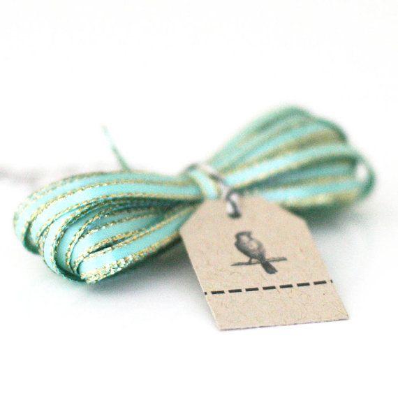 ribbon from caramelos on etsy