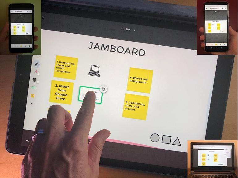 How To Use Googlejamboard Jamboard Drawing Designing Creating Sharingideas Communication Mediumtoconnect Presentatio App Classroom Technology Tablet