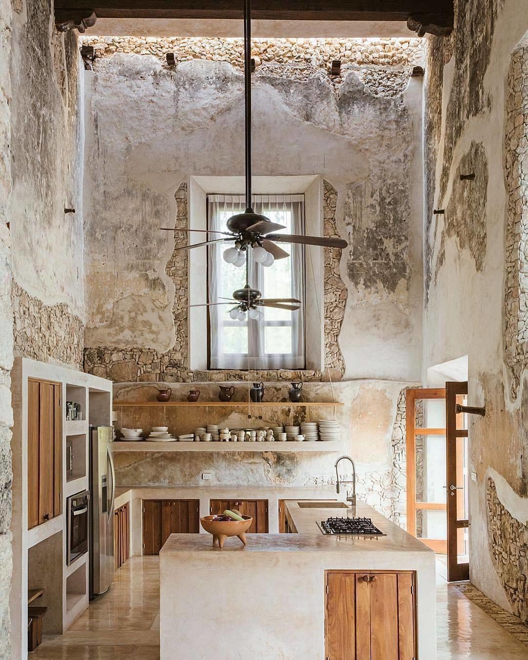 Futuristic Kitchen Stuff: Future Crete Kitchen. Interior Design & Decor On Instagram