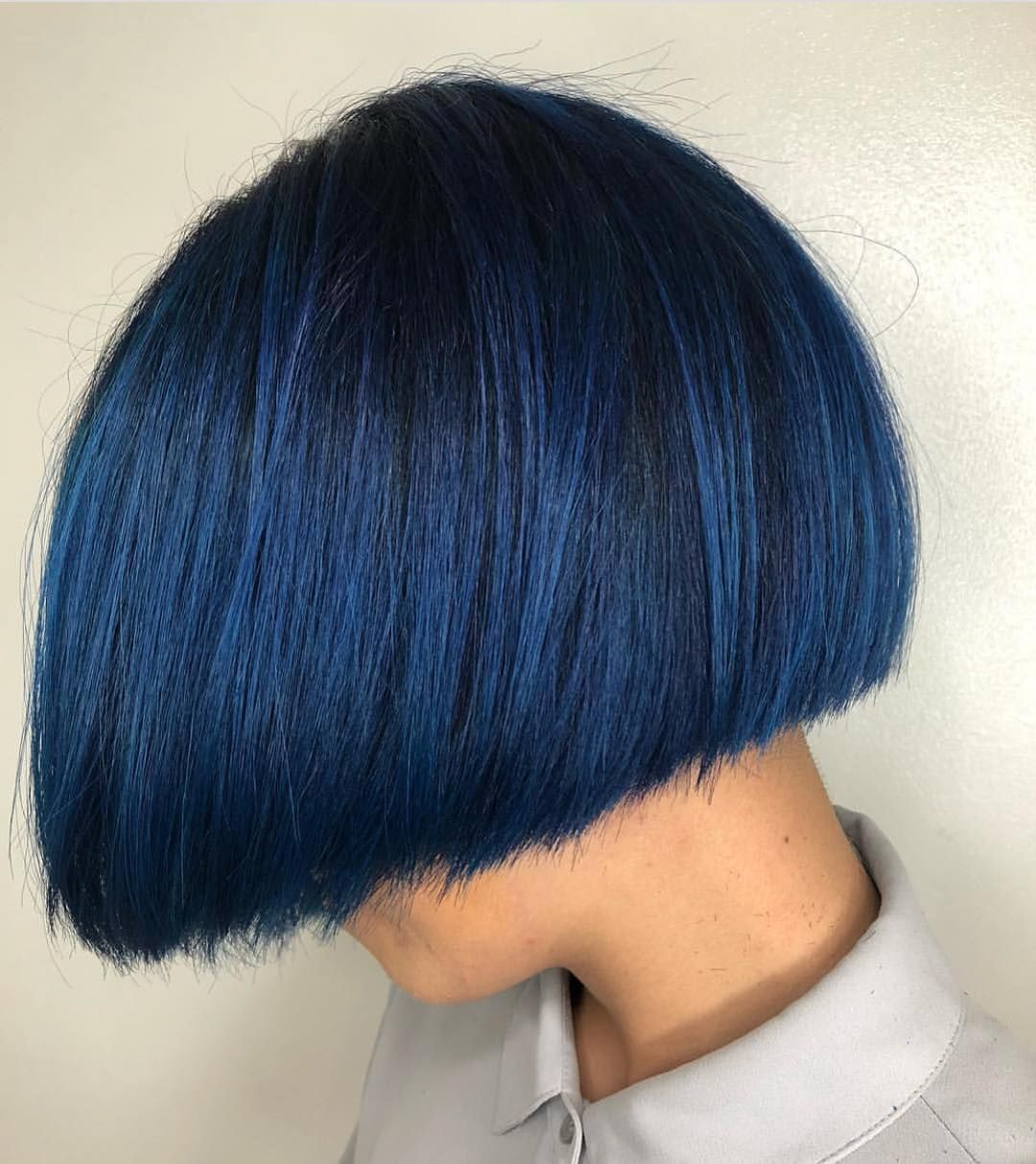 Stephaniebaronihair is the artist pulp riot is the paint