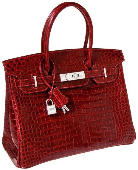 761be079885 This crocodile Hermes Birkin set a new price record for handbag auctions -   203